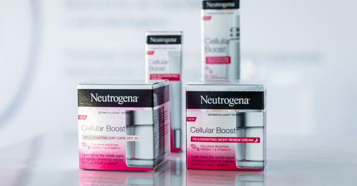 NEUTROGENA® Cellular Boost